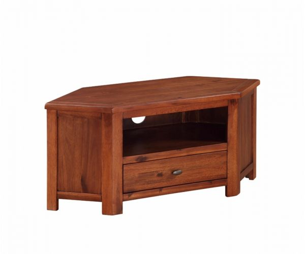 Annaghmore Hartford Acacia Corner TV Unit
