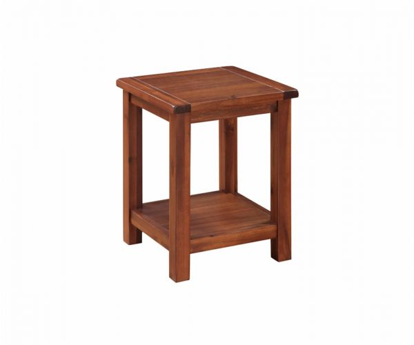 Annaghmore Hartford Acacia End Table