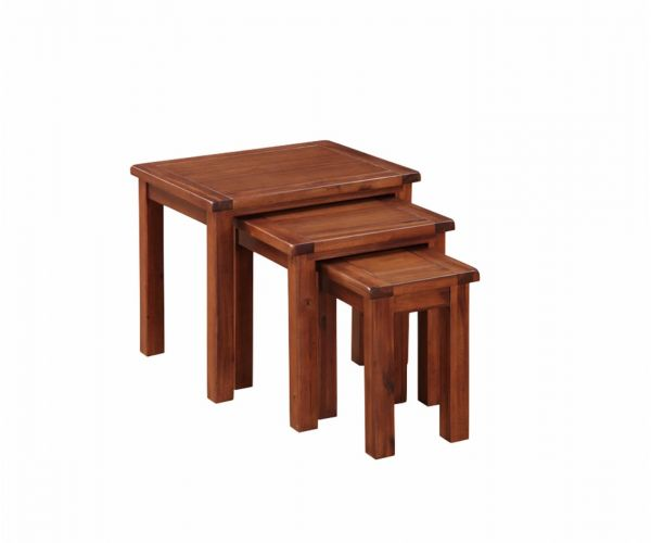 Annaghmore Hartford Acacia Nest of Tables