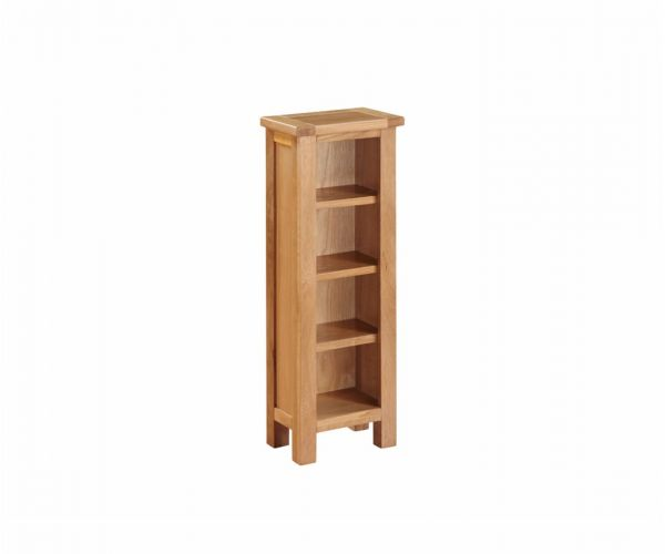 Annaghmore Hartford City Oak DVD Stand