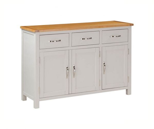 Annaghmore Kilmore Painted 3 Door 3 Drawer Sideboard