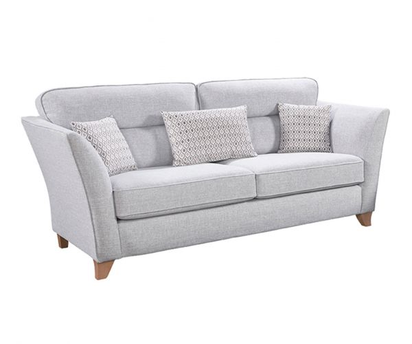 Lebus Haven Fabric 4 Seater Sofa