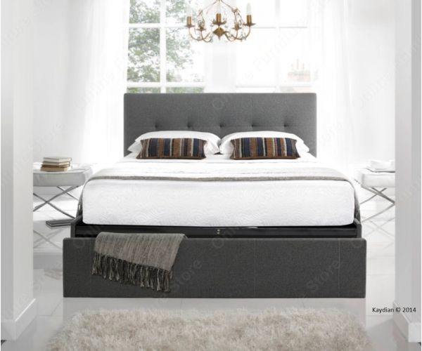 Kaydian Beds Hexham Fabric Bed Frame