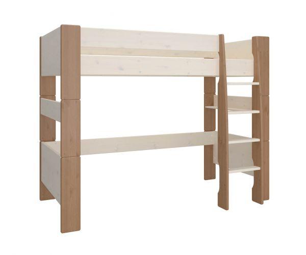 Steens Kids Two Tone High Sleeper Bed Frame