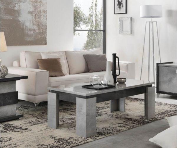 SM Italia Cilton Rectangle Coffee Table