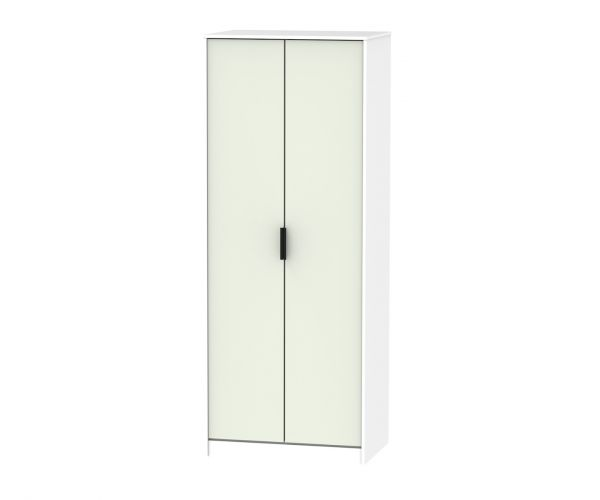 Welcome Furniture Hong Kong Kaschmir Matt 2 Door Wardrobe