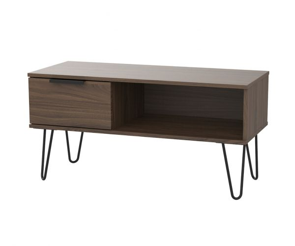 Welcome Furniture Hong Kong Carini Walnut 1 Drawer Coffee Table