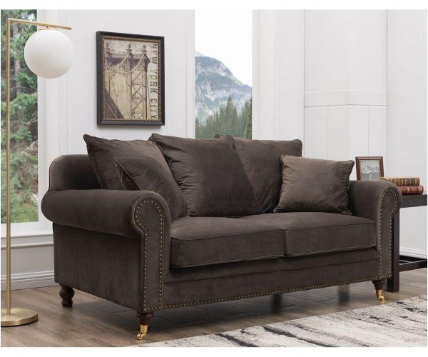 Derrys Furniture Hampton Mink 2 Seater Sofa
