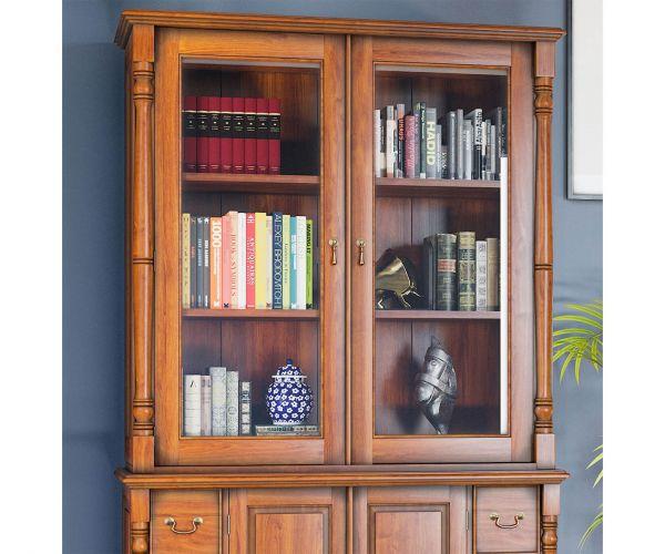 Baumhaus La Reine Mahogany Dresser Top Only