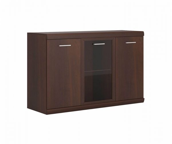 FTG Imperial 3 Door Glazed Sideboard