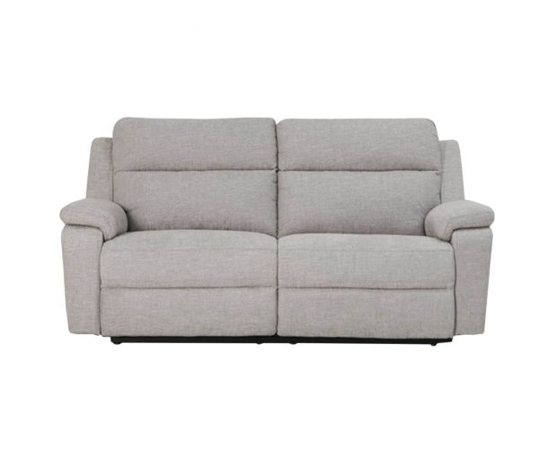 Furniture Line Jackson Fabric 3 Seater Recliner Sofa