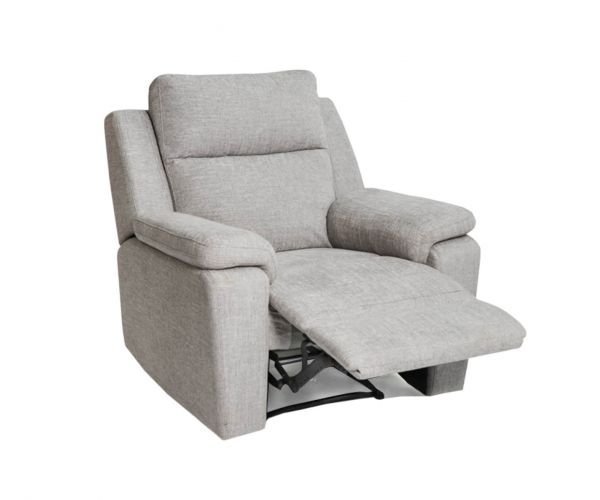 Furniture Line Jackson Fabric Recliner Armchair