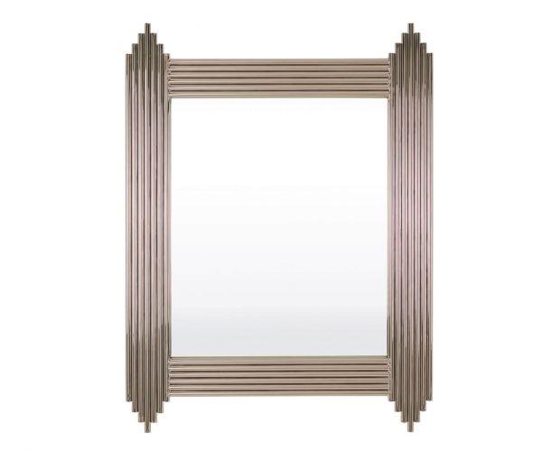 Serene Furnishings Jaipur Nickel Wall Mirror