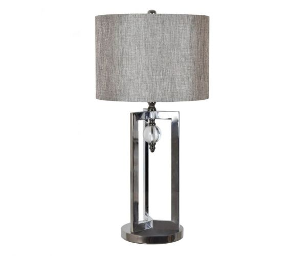 Derrys Furniture Johanson Grey Table Lamp