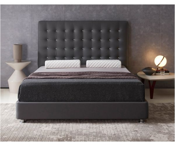 Sweet Dreams Keaton Leather Bed Frame