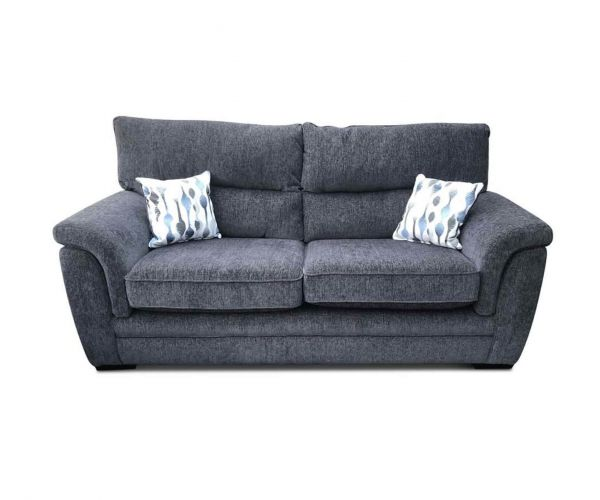 Lebus Keaton Fabric 3 Seater Sofa