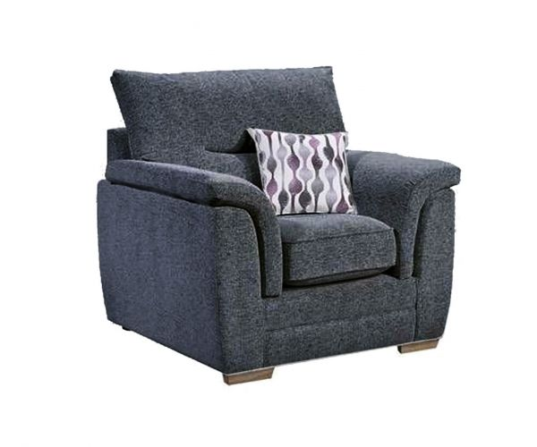 Lebus Keaton Fabric Armchair