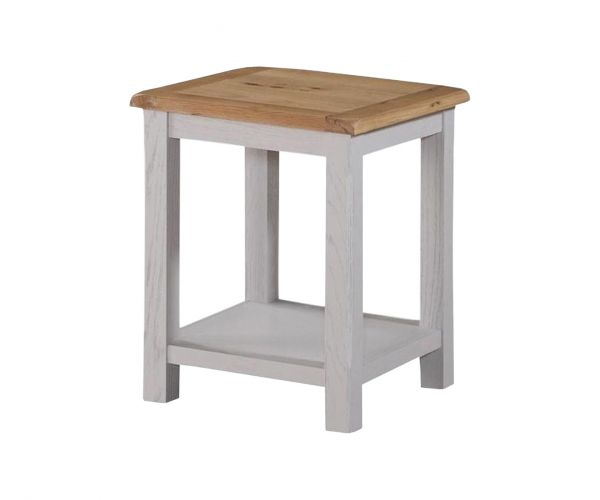 Annaghmore Kilmore Painted End Table