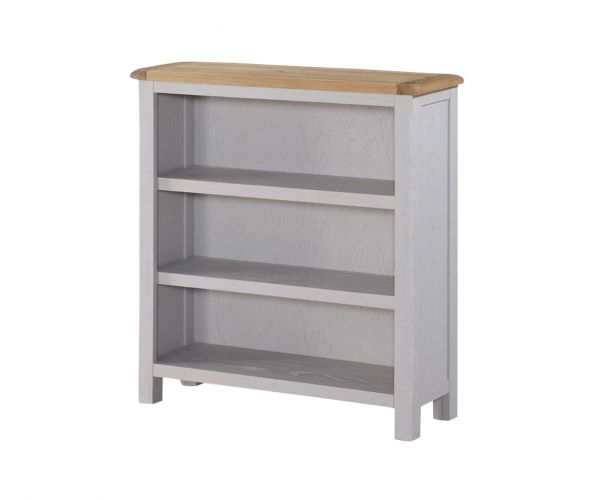 Annaghmore Kilmore Painted Low Bookcase