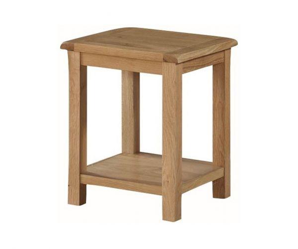Annaghmore Kilmore Oak End Table