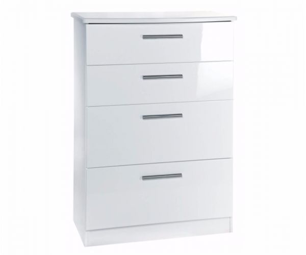 Welcome Furniture Knightsbridge 4 Drawer Deep Chest