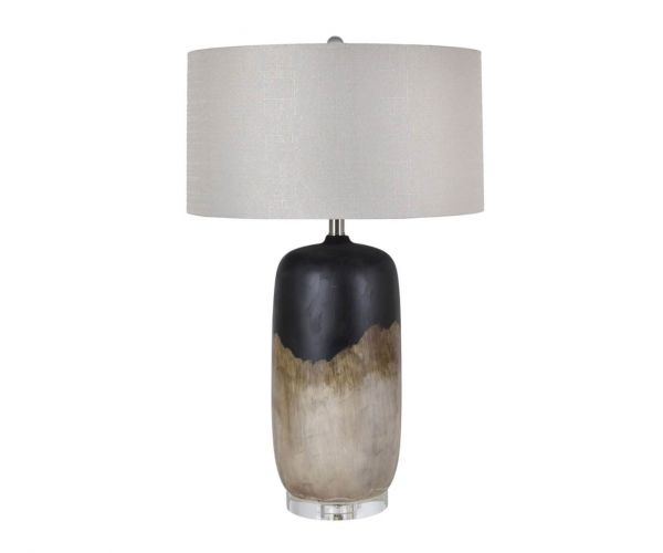 Derrys Furniture Latina White Table Lamp