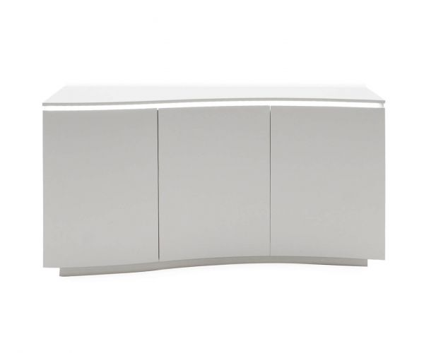 Vida Living Lazzaro Grey Sideboard