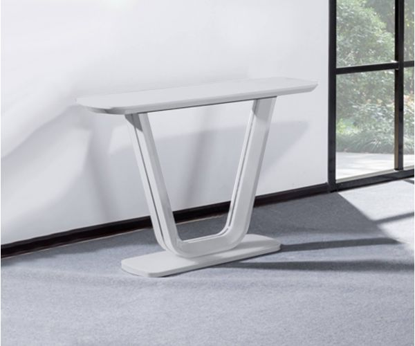 Vida Living Lazzaro Grey Console Table