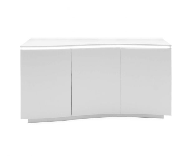 Vida Living Lazzaro White Gloss Sideboard