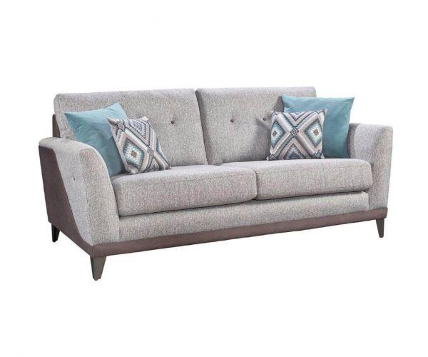 Lebus Dakota High Back Fabric 2 Seater Sofa