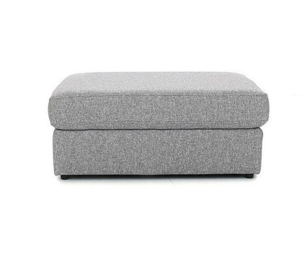 Lebus Dakota Fabric Banquette Footstool