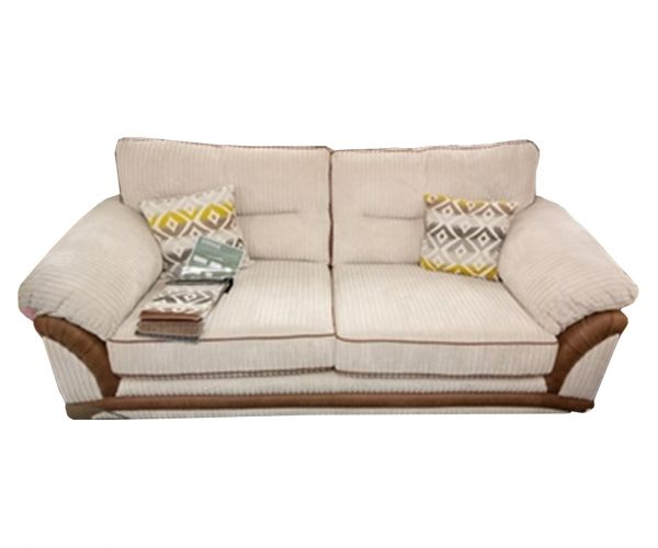 Lebus Erinne Fabric 3 Seater Sofa