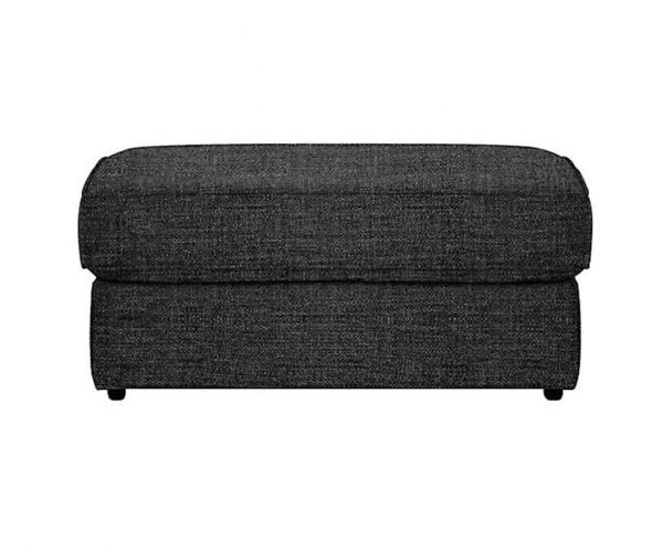 Lebus Lucy Fabric Banquette Footstool