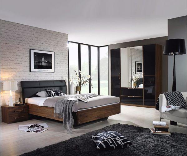 Rauch Furniture Leno Hinged Door Combi Wardrobe