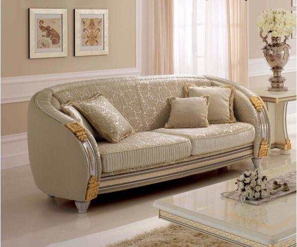 Arredoclassic Liberty Italian 3 Seater Sofa