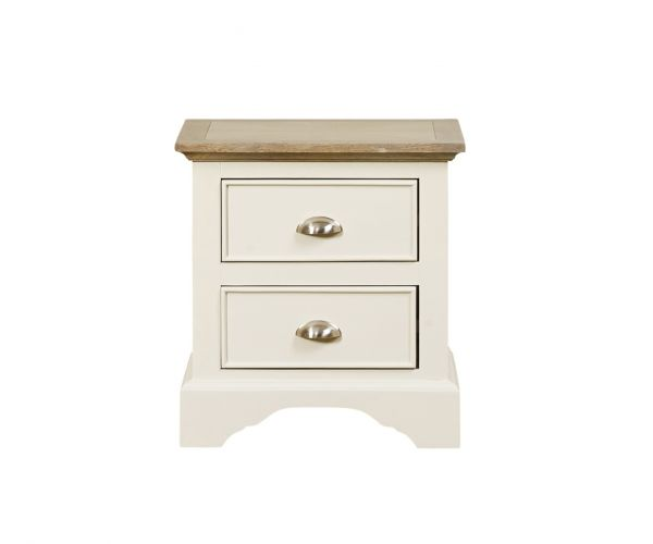 Mark Webster Lily 2 Drawer Lamp Table