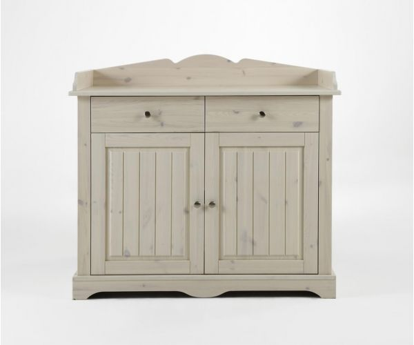 Steens Lotta Whitewash Nursery Chest