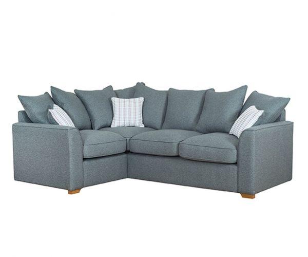 Buoyant Upholstery Louis Fabric 2 Piece Corner Unit