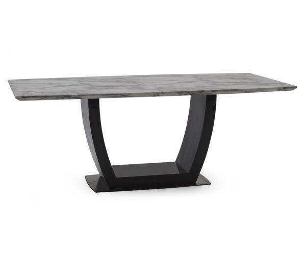 Vida Living Luciana 160cm Marble Dining Table