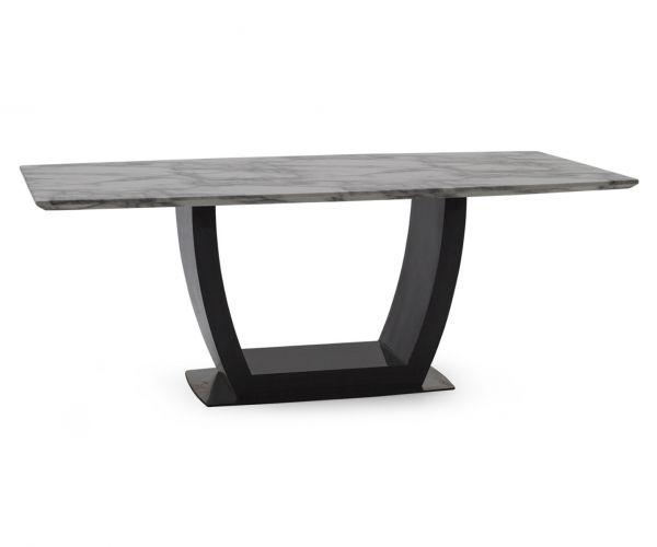 Vida Living Luciana 200cm Marble Dining Table