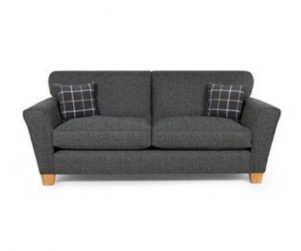 Lebus Lucy Fabric 3 Seater Sofa