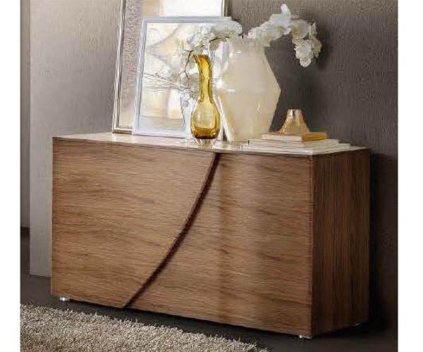 Camel Group Luna Walnut Single Dresser