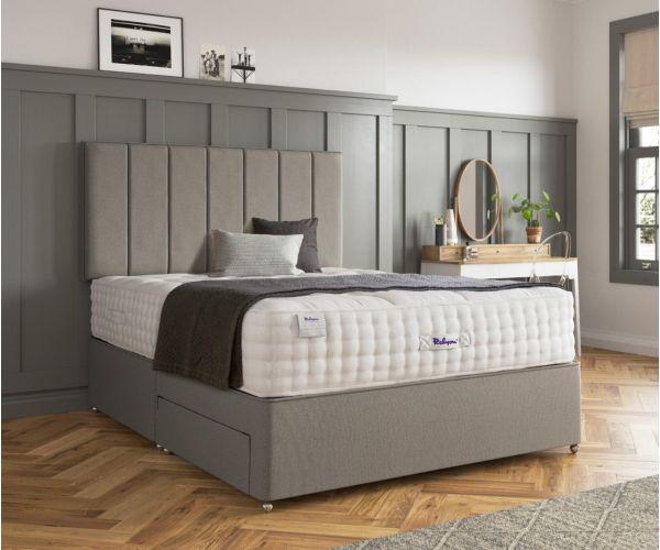 Relyon Luxury Alpaca 2550 Pocket Sprung Divan Bed Set