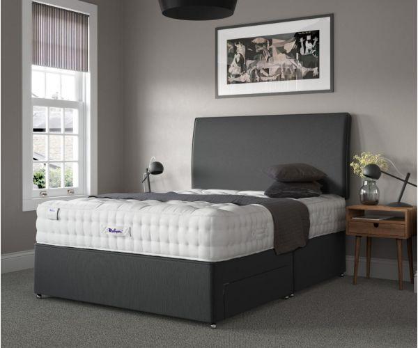 Relyon Luxury Wool 2150 Pocket Sprung Divan Bed Set