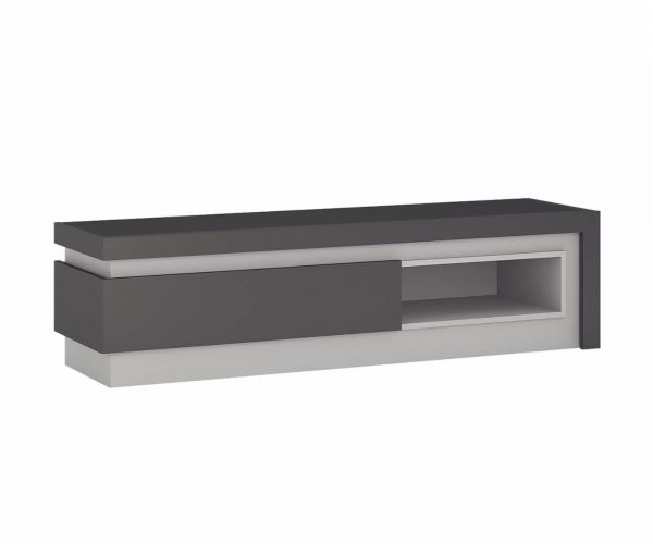 FTG Lyon 1 Drawer TV Cabinet with Open Shelf