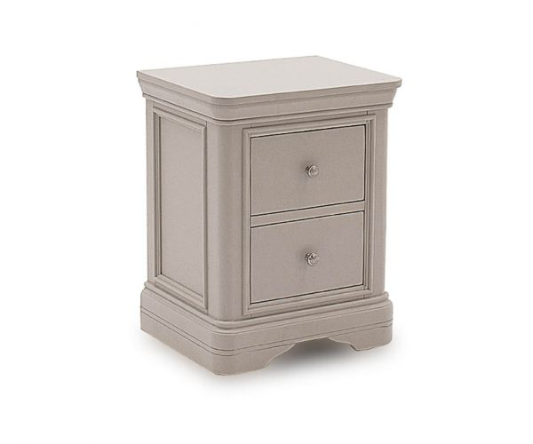 Vida Living Mabel Painted Bedside Table
