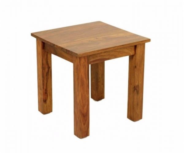 Annaghmore Madras Dark End Table