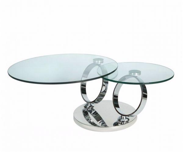 Greenapple Furniture Magic Rotating Coffee Table