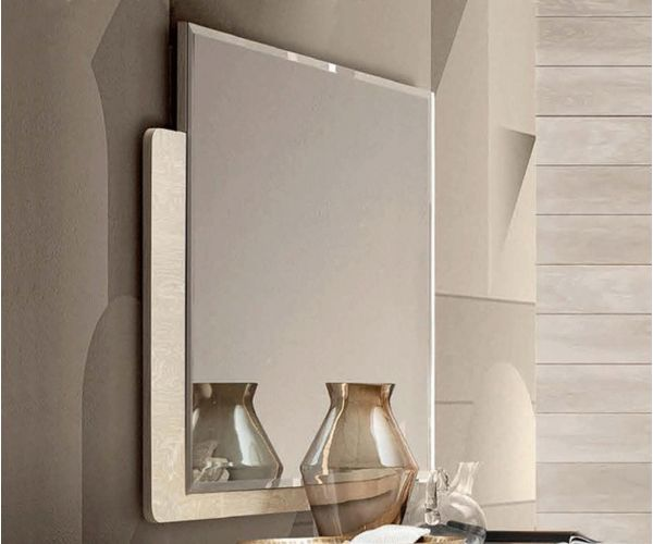 Camel Group Maia Sand Birch Wall Mirror