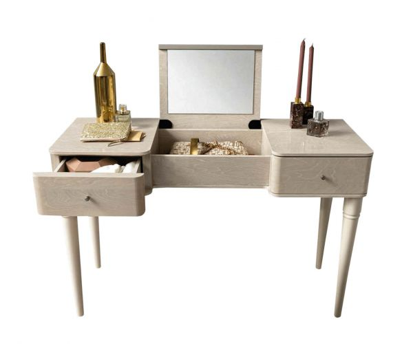 Camel Group Maia Sand Birch Vanity Dresser